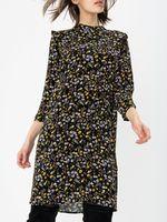 Rochie TOM TAILOR Floral negru 1014913 20410