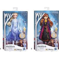 Hasbro Кукла Frozen в сверкающем платье