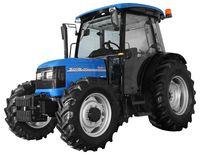 Трактор Solis S90 (90 л. с., 4х4) для обработки полей