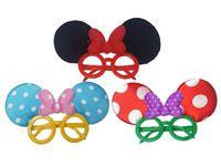 """Очки карнавальные с ушками """"Minnie Mouse"""""""