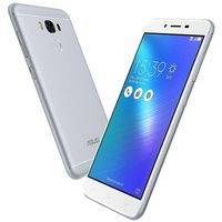 Asus Zenfone 3 Max ZC553KL 32GB Silver Dual