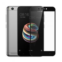 Защитное стекло Full Cover (3D) Xiaomi Redmi 5A, Black