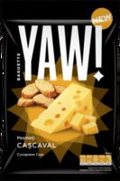 Сухарики со вкусом сыра Yam Baguette, 60г