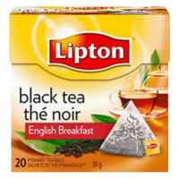 Lipton Diamond черный чай  English Breakfast, 20 пак.