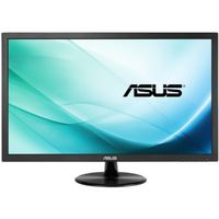 "21.5"" ASUS ""VP228T"", Black (1920x1080, 1ms, 250cd, LED100M:1, D-Sub+DVI, Speakers)"
