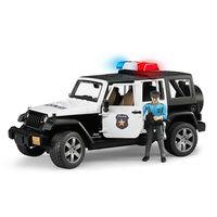 Внедорожник Jeep Wrangler полиция, код 42273