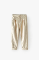 Pantaloni ZARA Auriu 1165/388/303