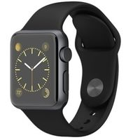 Apple Watch 38mm Sport Black
