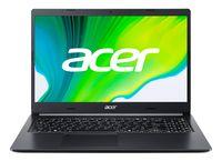 """ACER Aspire A515-44 Charcoal Black (NX.HW3EU.005) 15.6"""" IPS FHD (AMD Ryzen 3 4300U 4xCore 2.7-3.7GHz, 8Gb (2x4) DDR4 RAM, 256GB PCIe NVMe)"""