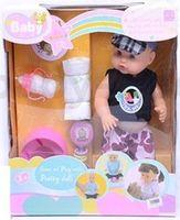 OP Д02.169 Интерактивная кукла с аксессуарами (40 см.)