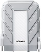 "2.0TB (USB3.1) 2.5"" ADATA HD710A Water/Dustproof External Hard Drive f/Mac, White (AHD710A-2TU3-CWH)"