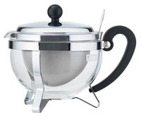 Чайник заварочный Bodum 1921166 Chambord 1.3L Shiny