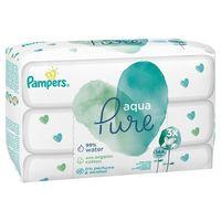 Влажные салфетки Pampers Pure 48x3 шт блок