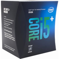 Intel i5-8600 3.1-4.3GHz Box