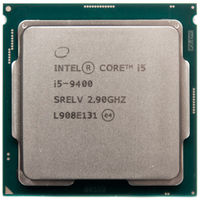 Intel® Core™ i5-9400, S1151, 2.9-4.1GHz (6C/6T) Tray