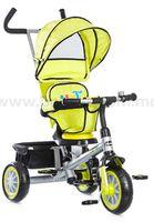 Chipolino Трицикл Twister TRKT01503LI лайм (360˚)