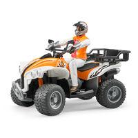 ATV cu cursorul, cod 43268