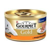 Gourmet Gold (паштет c индейкой), 85гр