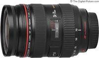 Zoom Lens Canon EF  24-70mm f/2.8  L USM