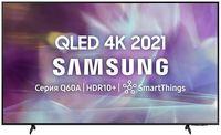 TV QLED Samsung QE50Q60AAUXUA, Black