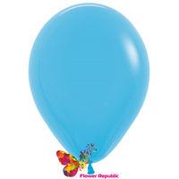 cumpără Balon de latex   Turcoaz-  30 cm în Chișinău