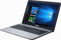 """NB ASUS 15.6"""" X541UJ Silver (Core i5-7200U 4Gb 1Tb) 15.6"""" HD (1366x768) Non-glare, Intel Core i5-7200U (2x Core, 2.5GHz - 3.1GHz, 3Mb), 4Gb (OnBoard) PC4-17000, 1Tb 5400rpm, GeForce 920M 2Gb, HDMI, No ODD, 100Mbit Ethernet, 802.11n, Bluetooth, 1x USB 3.1 Type C, 1x USB 3.0, 1x USB 2.0, Card Reader, Webcam, DOS, 3-cell 36 WHrs Li-Ion Battery, 2.0kg, Silver"""