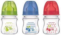 Canpol бутылочка пластиковая антиколиковая Fruits,120мл
