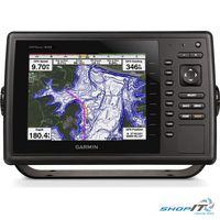 "Garmin GPSMAP 820 8-inch Keyed Chartplotter for Cruising, 8.0"""