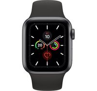 Apple Watch 5 44mm (MWVF2), Space Gray / Black