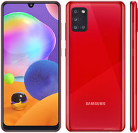Samsung Galaxy A31 A315F/DS 4/64Gb, Red