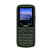 Philips Xenium E218, Dark Green