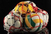 Сетка для переноса мячей art. 992