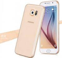 Hoco Light Series TPU case Samsung Galaxy S6, Gold