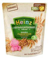 Heinz Каша пшеничная цельнозерновая (5m+) 180 гр.
