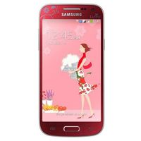 Samsung I9192 Galaxy S4 mini 2 SIM (DUOS) 8GB Red La Fleur