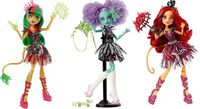 Fisher Price CHY01 Кукла Monster High