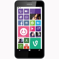 Nokia Lumia 635, Black