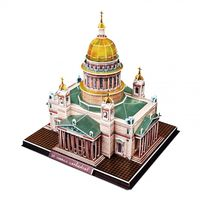 3D PUZZLE Saint Isaac's Cathedral