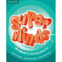 Super Minds Workbook Level 3