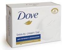 Мыло туалетное DOVE 100г beauty cream bar