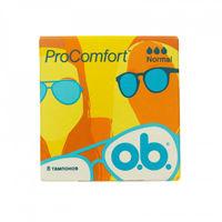 Тампоны OB Pro Comfort Normal, 8 шт.