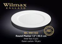 Блюдо WILMAX WL-991182 (круглое 30,5 см)