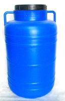 купить Бидон  70 л синий - (H-0.59m/W-0,40m) в Кишинёве
