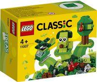 LEGO Classic Зелёный набор для конструирования, арт. 11007