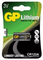 cumpără Baterie GP 3V Lithium Ø16.8х34.5mm CR123A în Chișinău