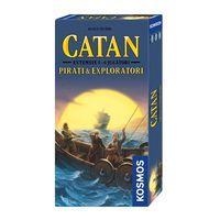 Cutia Настольная игра Колонисты Катана Расширение Пираты и исследователи