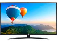 TV  LED LG 50UM7450PLA, Black