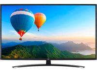 TV  LED LG 50UM7450PLA, Black