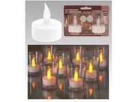 купить Набор свечей имитац чайных LED 2шт, 60 ч в Кишинёве
