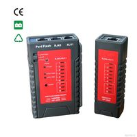 купить Noyafa NF-469 Многофункциональный порт флэш-кабель трекер RJ11 и RJ45 кабель тестер неисправностей в Кишинёве